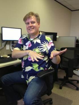 Just So Hawaiian John