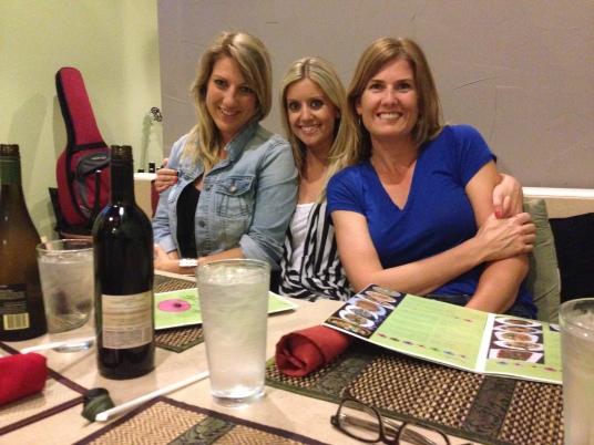 Hayley, Andie, Janean