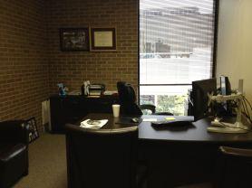 Ty's Empty Office