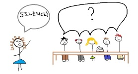 Conference Call Silence