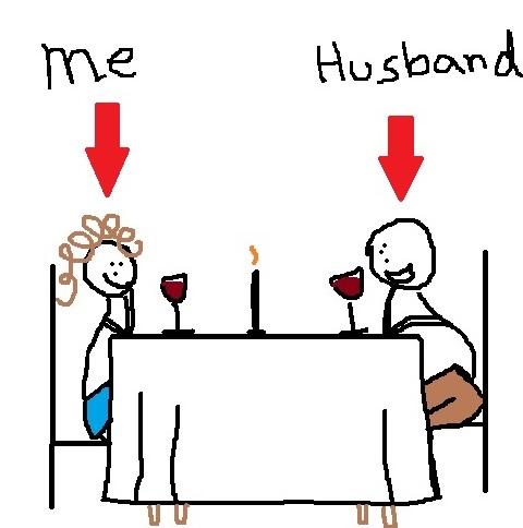 Pee Dinner Husband