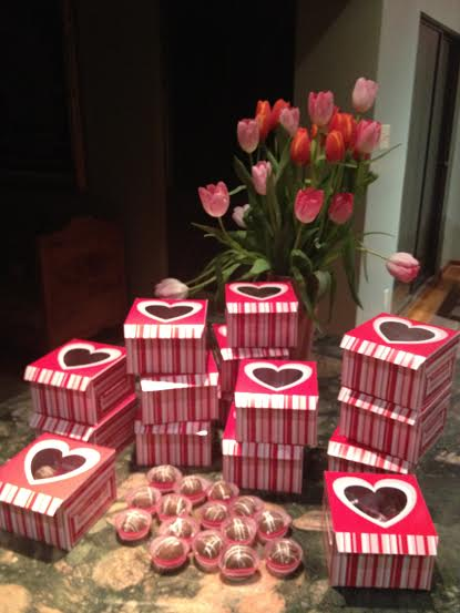 Andie V-Day