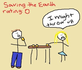Save the Earth Rating 0